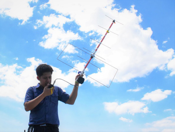 Accessing Satellite Repeaters using a 5W Transceiver by
