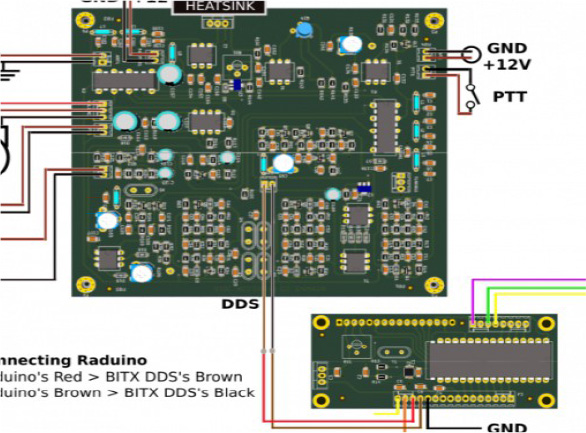 qrp hf transreceiver for beginners at p3 500 by dexter m on off push button switch wiring diagram