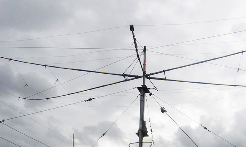 Antenna Project Build A Multiband Wire Beam By Du1rz